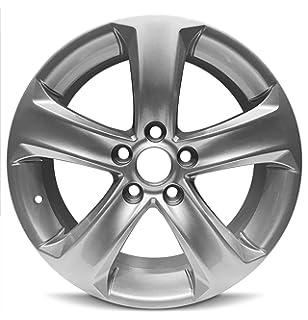 amazon toyota rav4 2013 2015 18 factory oem wheel rim Toyota Land Cruiser new toyota rav4 17 inch 5 lug alloy oem replica replacement silver wheel rim 17x7 5x4