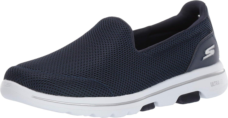 Skechers Gowalk 5, Zapatillas sin Cordones para Mujer