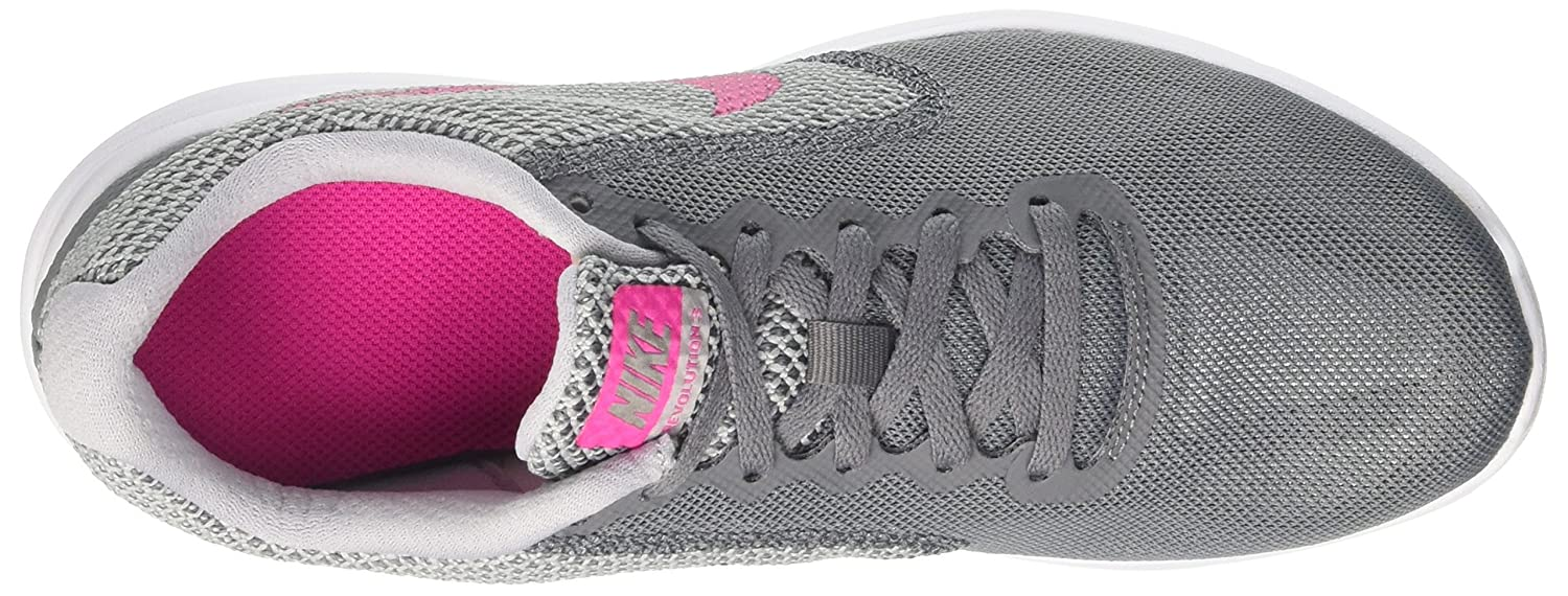 NIKE Revolution 3, Scarpe da Cool Running Donna Multicolore Cool da Grey/Deadly Pink/Wolf Grey/White) 9bdb07