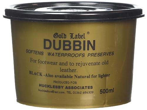 Gold Label Dubbin Softens