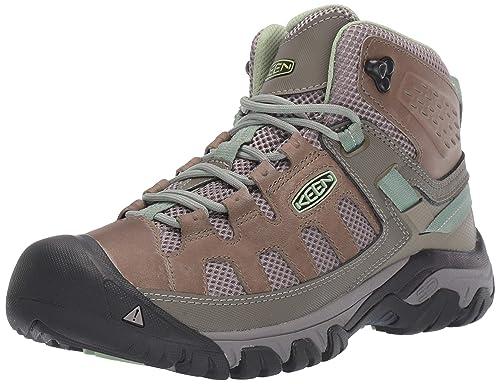 997f7dd48fb KEEN Women's Targhee Vent Mid Hiking Boot