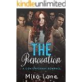 The Renovation: A Construction Men Romance (The Contemporary Reverse Harem Collection Book 2)