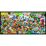 Adventure Time Poster On Silk <70cm x 35cm, 28inch x 14inch> - Seide Plakat - 64FD2B