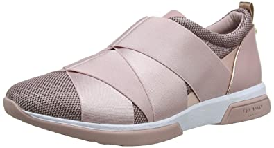 7473e152677cd Ted Baker London Women's Queanem Trainers