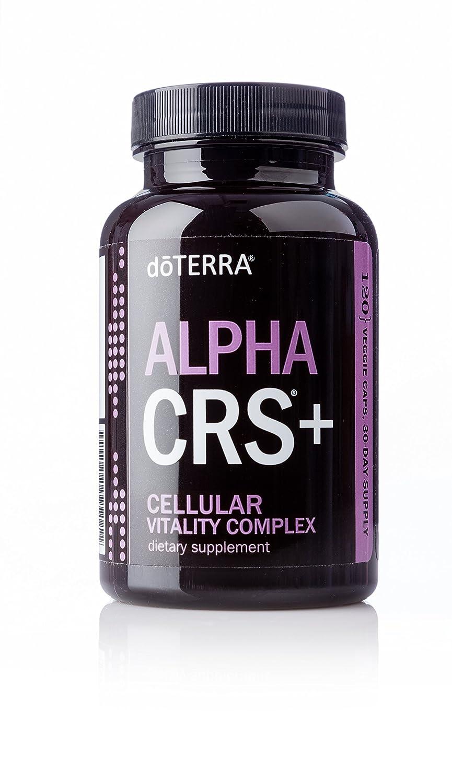 doTERRA - Alpha CRS+ Cellular Vitality Complex - 120 Veggie Caps