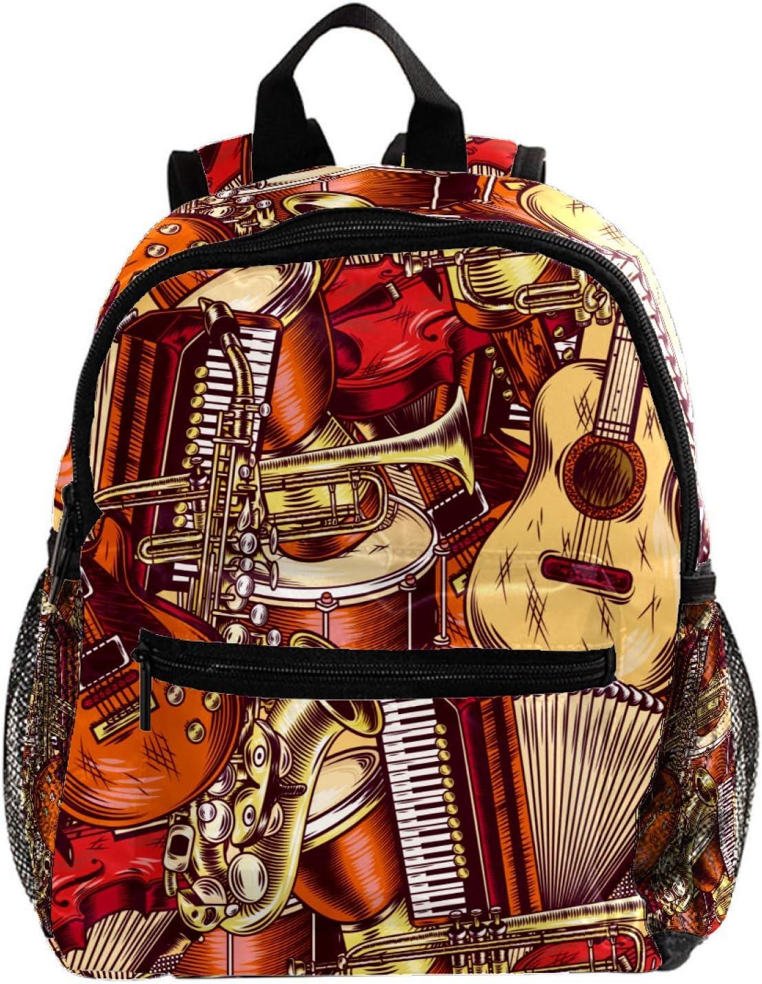 Kinderrucksack Rock Instrument Mini Rucksack für Kinder