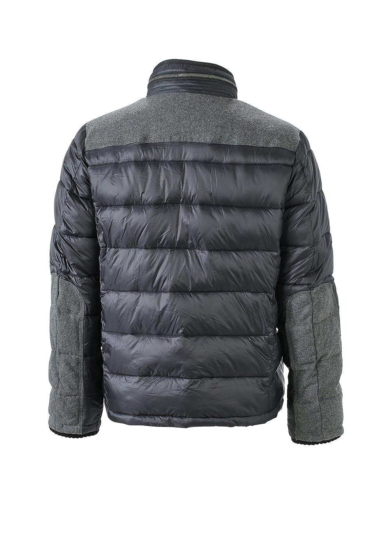 James & Nicholson Men's Jacke Winter Jacket: Amazon.co.uk