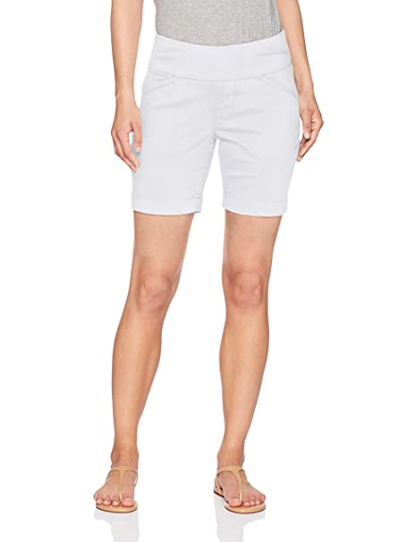Amazon.com: Jag Jeans Petite Ainsley - Pantalones cortos ...