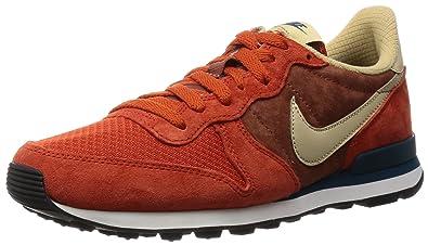 best cheap 99702 df7ee ... Nike Internationalist Leather, Mens Sports shoes, Azul Amarillo (Terra  Brown Sand preview of Nike Internationalist Zapatillas Hombre ...