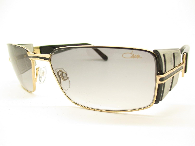 【CAZAL(カザール)】サングラス MOD9055 ブラック/ゴールド(001) size:57 B00V7OGCJ6