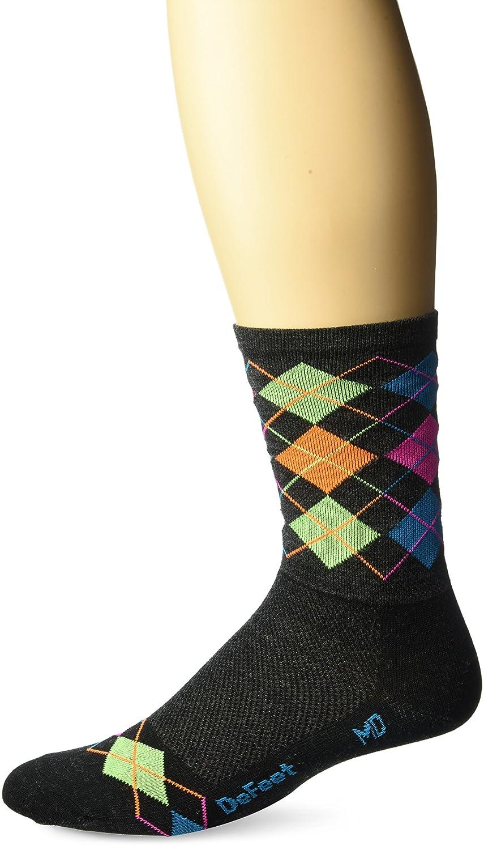 DeFeet Wooleator Argyle Socks