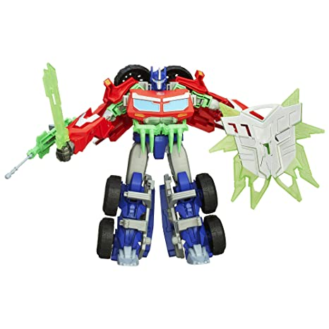 amazon com transformers prime beast hunters voyager class optimus rh amazon com Transformer Manual Bug Transformers Instruction Manual