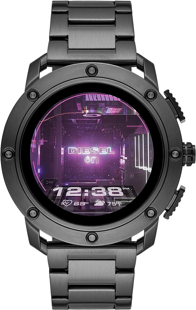 ejemplo de reloj inteligente diesel