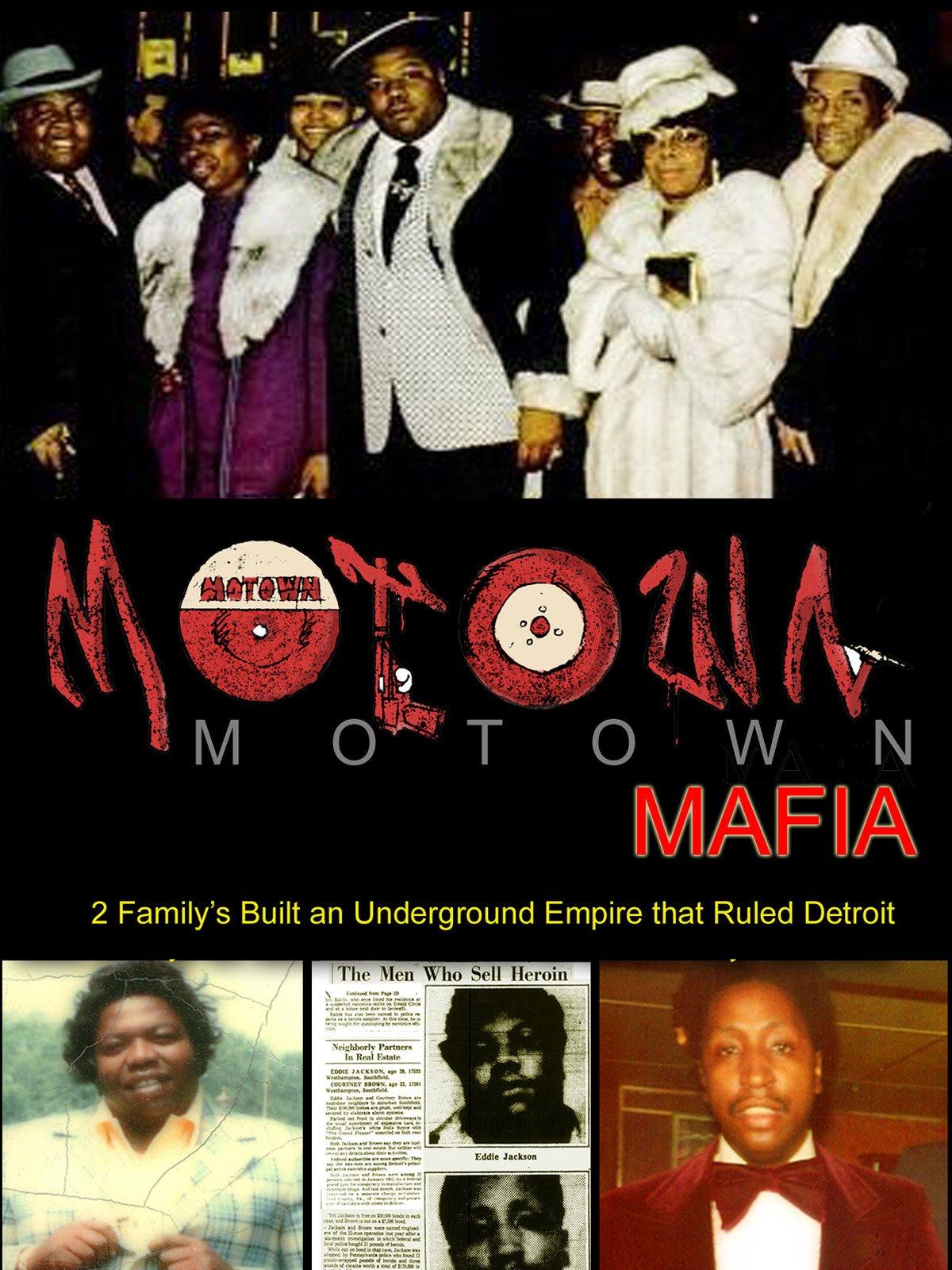 Motown Mafia on Amazon Prime Video UK