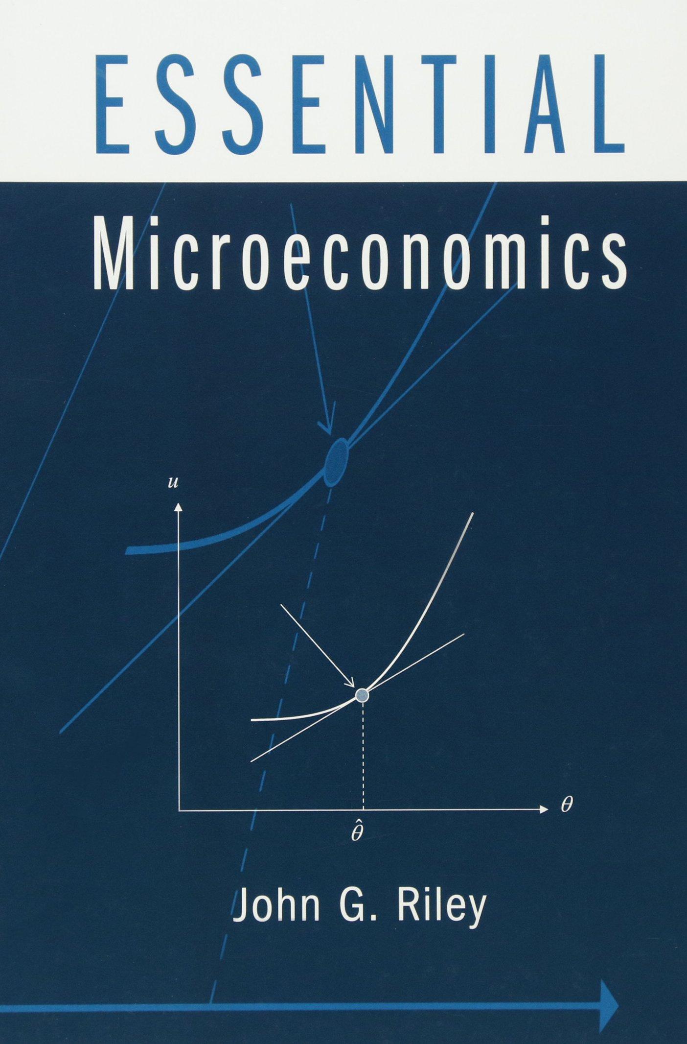 Read Online Essential Microeconomics pdf epub
