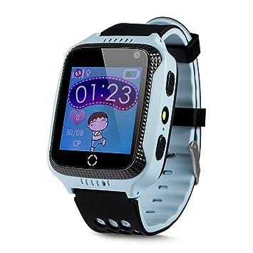 innovati onfo Ryou GPS Teléfono Reloj sin Función de escuchas ...
