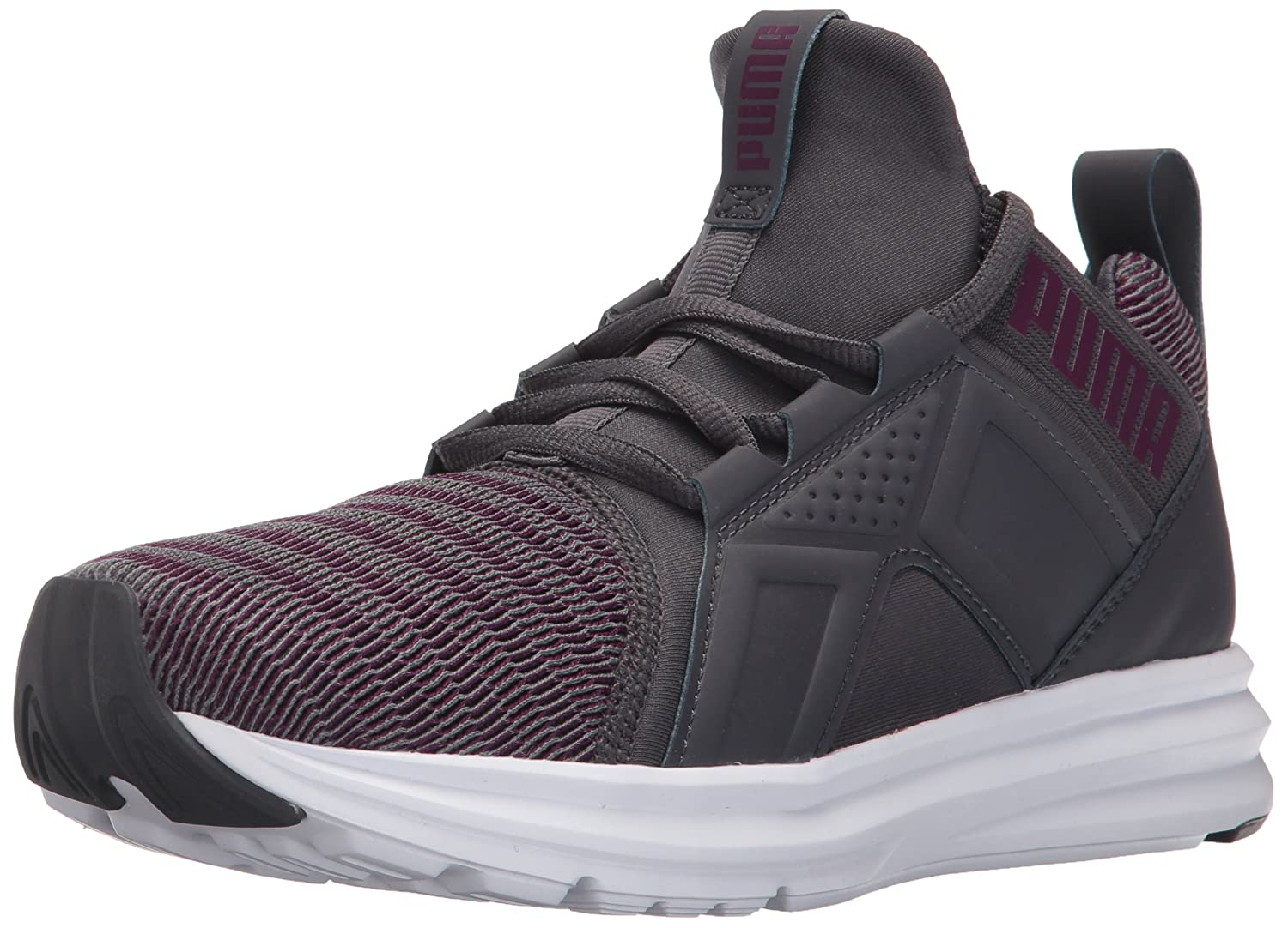 PUMA Women's Enzo Colorshift Wn Sneaker B01N4EW698 7 M US|Periscope-dark Purple