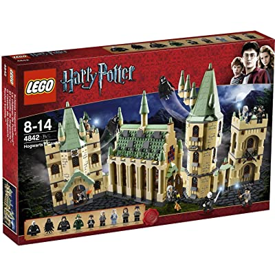 LEGO Harry Potter Hogwart's Castle 4842 (Discontinued by manufacturer): Toys & Games