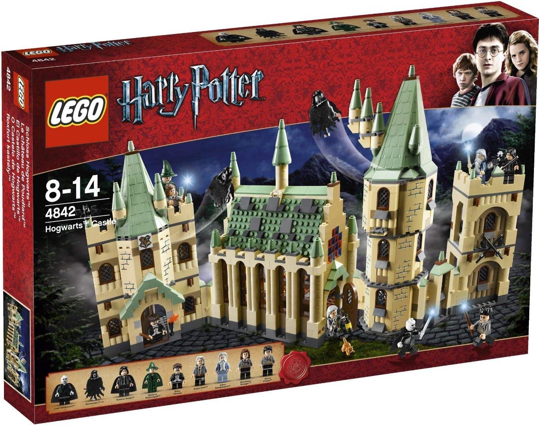 Lego Harry Potter Quidditch Figurine /& Balai 4737