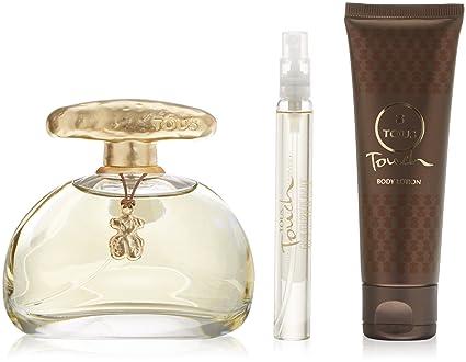 Tous Touch - Agua de perfume, 3 piezas, 200 gr