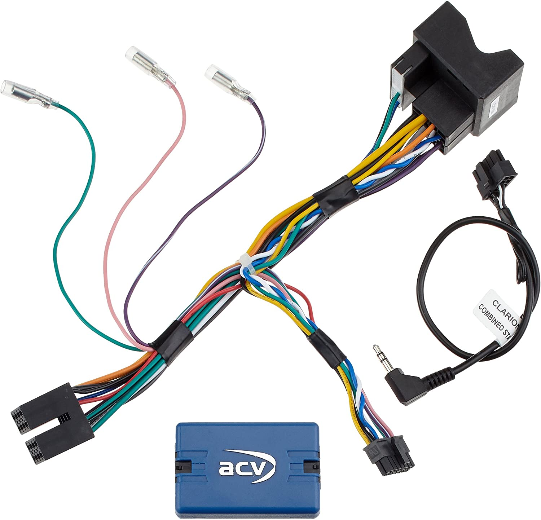 steering wheel remote control adaptor 42-FO-803/_1 ACV