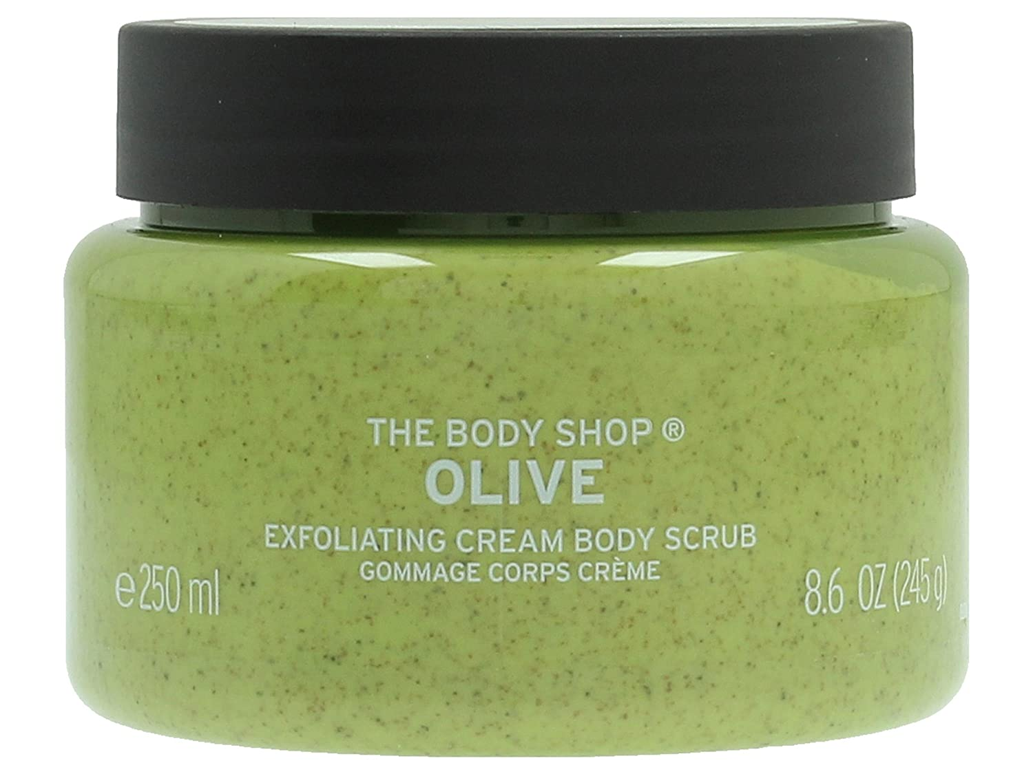 The Body Shop Body Olive Scrub, 250 ml C-TB-009-17