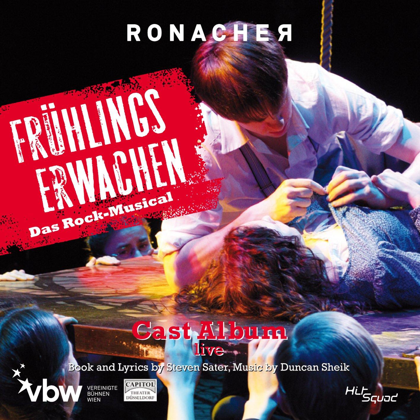 Frühlingserwachen Spring Awakening Das Rock Musical: Cast Album Live