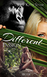 Different Passion (The Different 2) (German Edition)