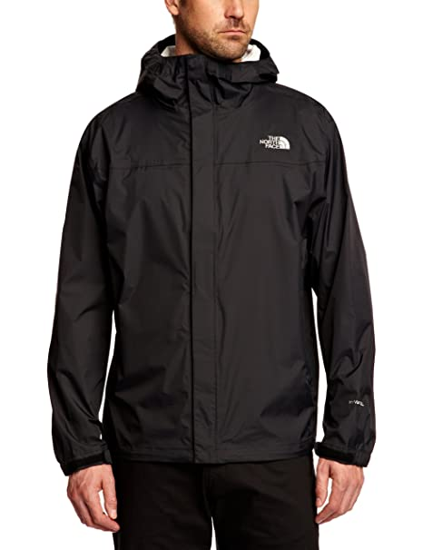 988ef5ba4 The North Face Mens Venture Rain Jacket TNF Black