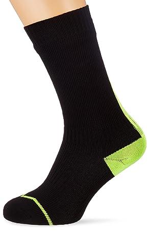 Sealskin Calcetines de Hombre, otoño/Invierno, Hombre, Color Amarillo, tamaño Extra-Large: Amazon.es: Deportes y aire libre
