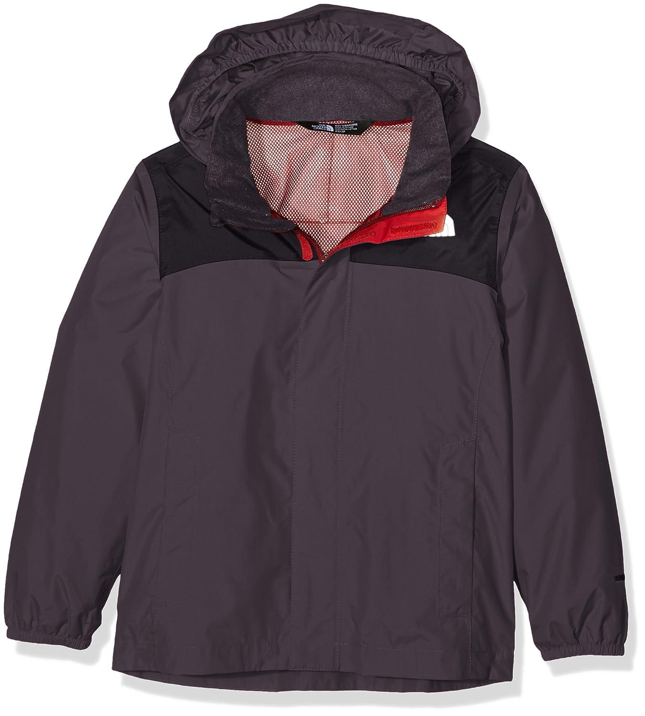 e53f623cd933 18-20 The North Face Kids T0CM95044. XL Graphite Grey XL Little Kids Big  Kids The North Face Boys Resolve Reflective Jacket