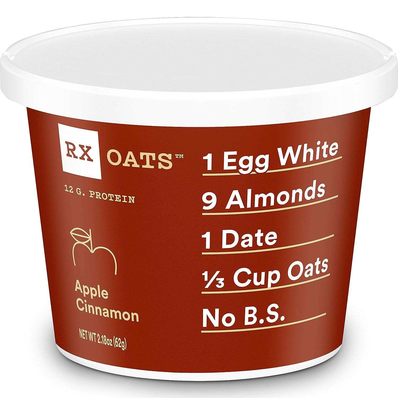 RXBAR Oatmeal Cup, Apple Cinnamon, 2.18 Oz