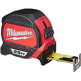 Milwaukee Milwaee Tool 48-22-7125 Magnetic Tape Measure 25 ft x 1.83 Inch