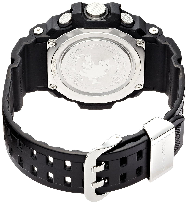 Casio Mens Gw 9400bj 1jf G Shock Master Of Rangeman Gshock Original 9400 1adr Gw9400 Digital Solar Black Carbon Fiber Insert Watch Watches