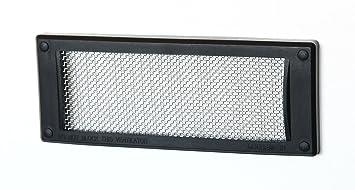 mousemesh air brick cover 9 x 4 black amazon co uk garden outdoors