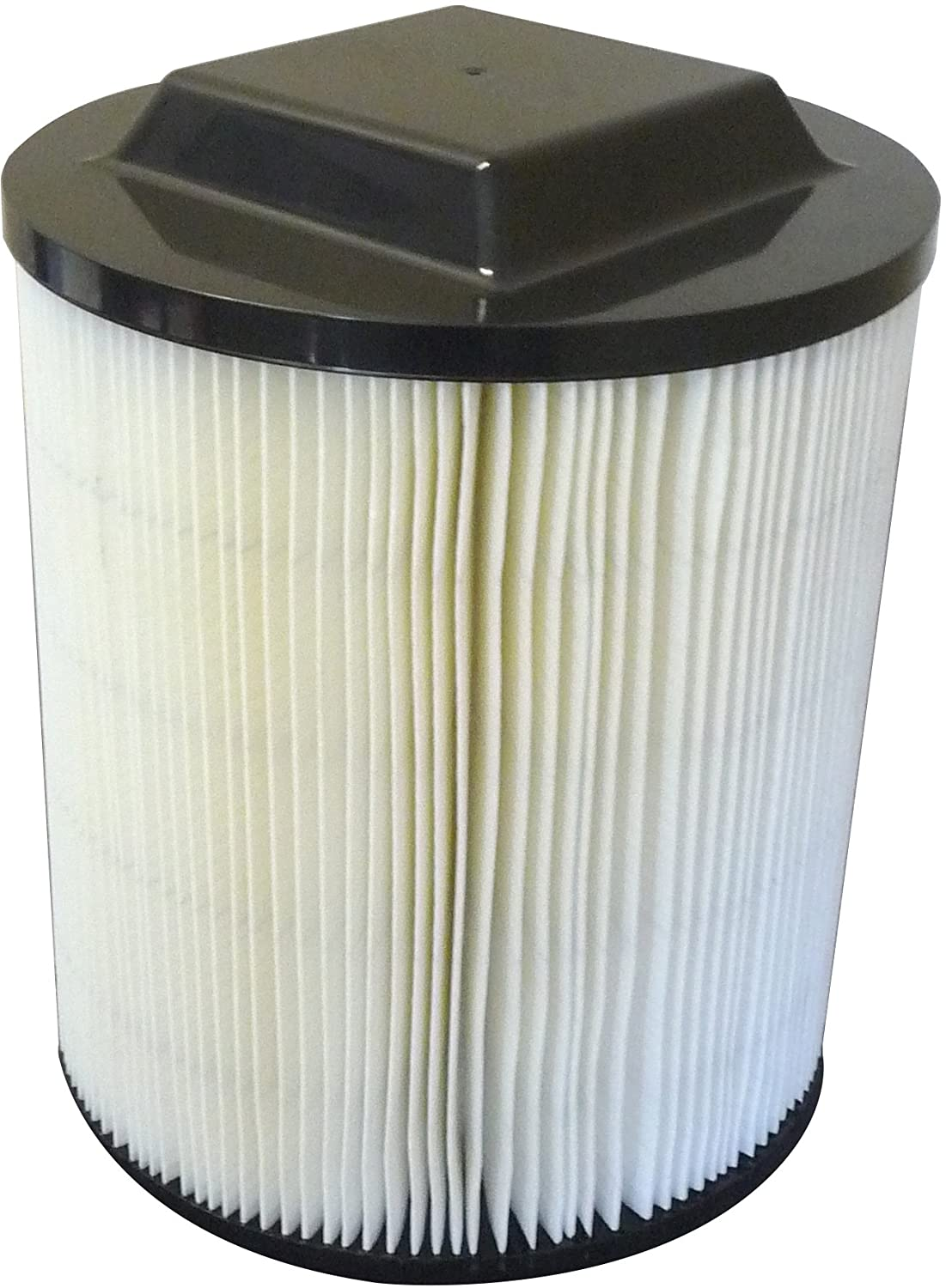 Green Klean GK-R5000-8 3 Layer Rigid Micro Pleated Replacement Cartridge Wet/Dry Filter (Pack of 8) by Green Klean B01AI0MU54
