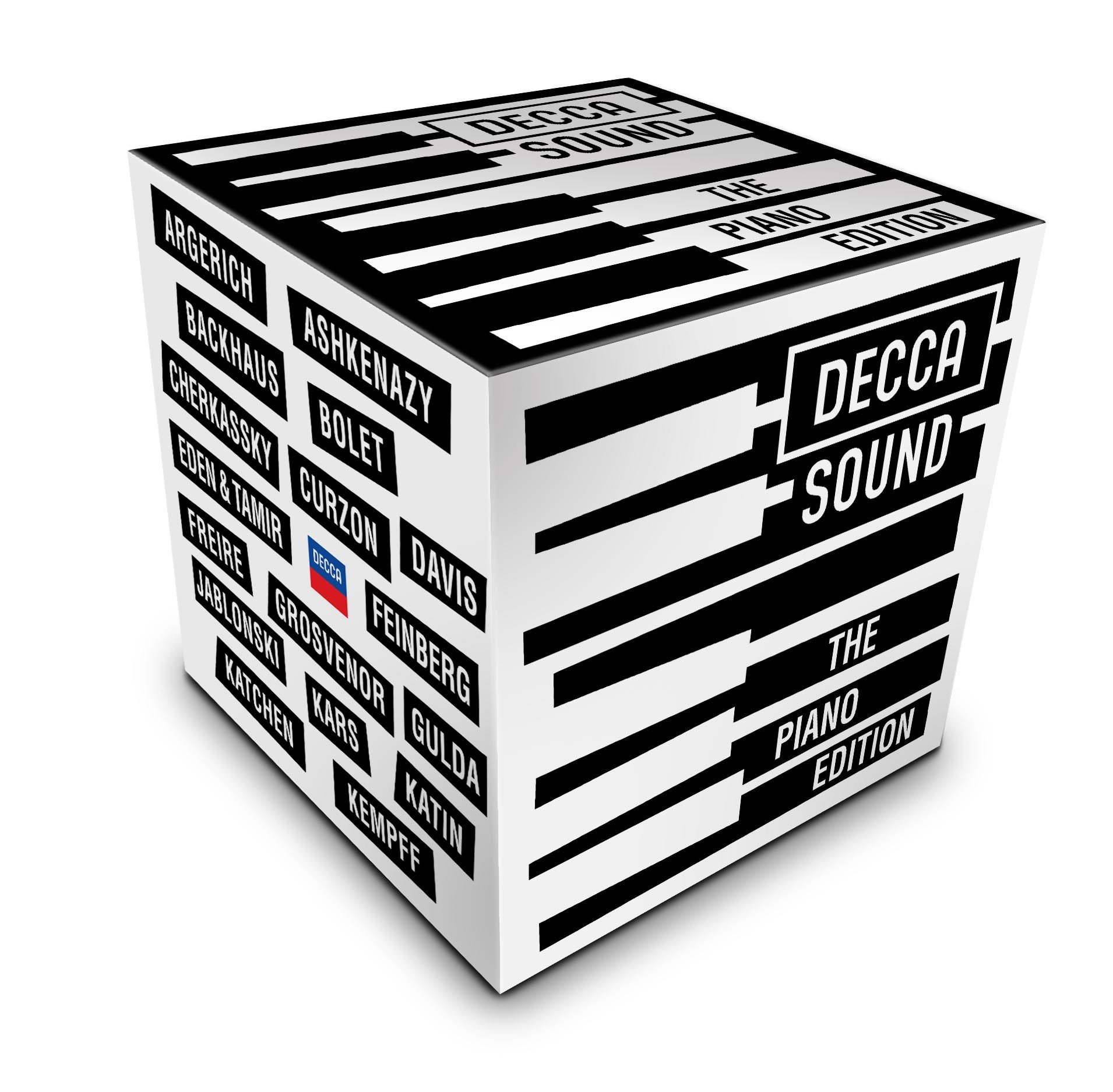 Decca Piano Sound [55 CD Box Set] by Decca