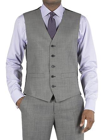 Suit Direct Tom Inglés Gris Pick N Pick chaleco - te120966 ...