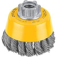 DeWalt DW4910 3 in. x 0.020 in. Carbon Steel Cup Brush