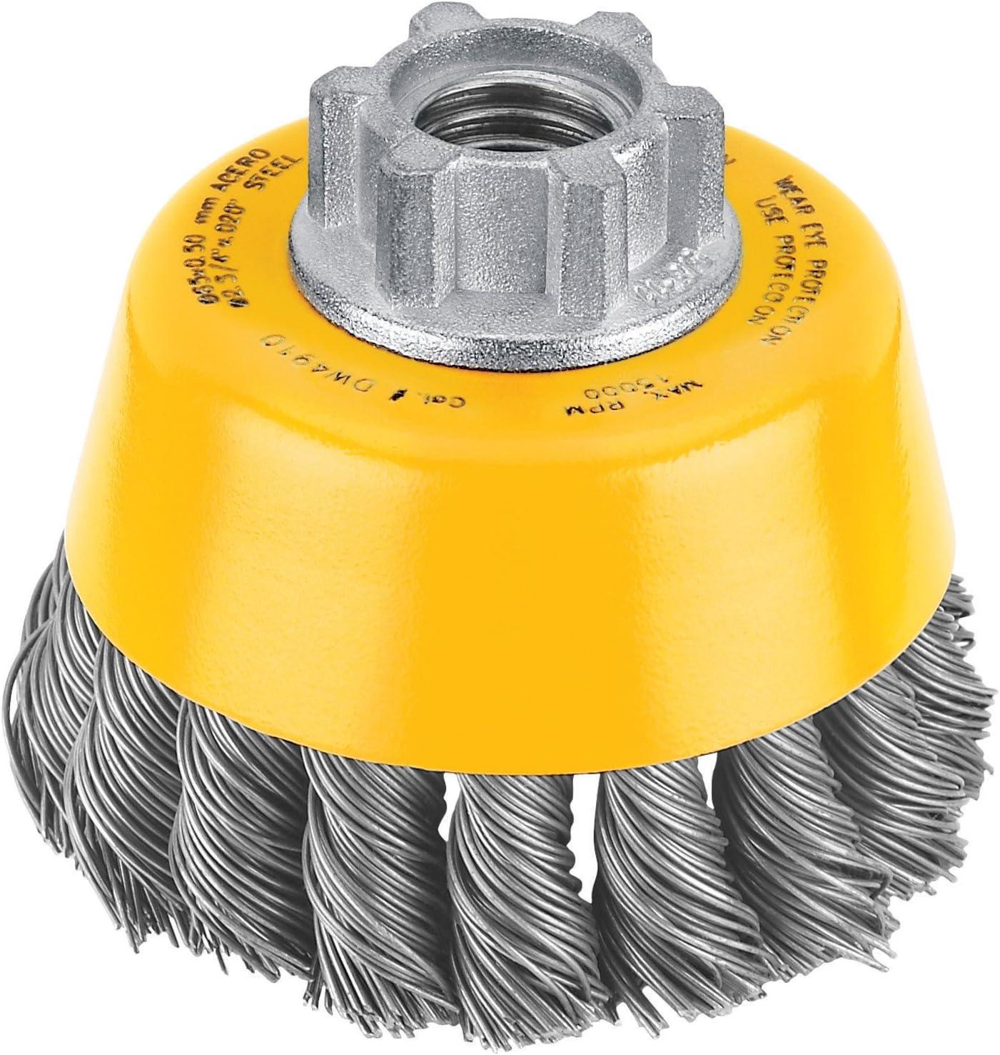 DEWALT DW4910 Wire Cup Brush