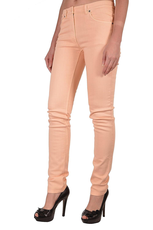 Maison Martin Margiela MM6 Womens Beige Skinny Jeans US 6 IT 42