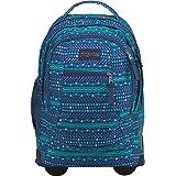 JanSport Driver 8 Rolling Backpack (Tribal Wave Tonal)