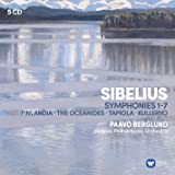 Sibelius: Symphonies, Kullervo, Finlindia. Tapiola (5CD)