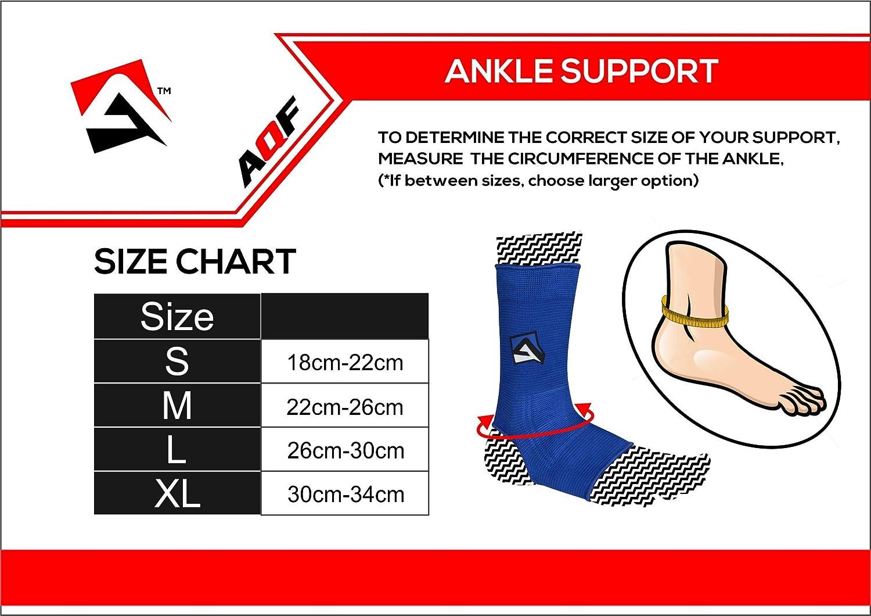 Kickboxing Boxeo Lavable ALPHA FORCE Soporte de tobillo ideal para Muay Thai MMA Costuras extra para un apoyo fuerte