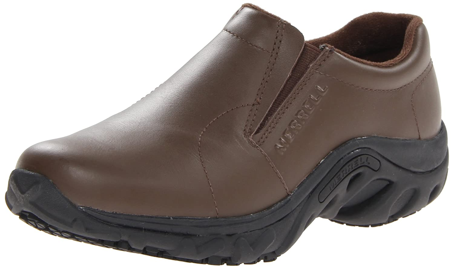 861890a8 Amazon.com: Merrell Women's Jungle Moc Pro Grip Slip-Resistant Work ...