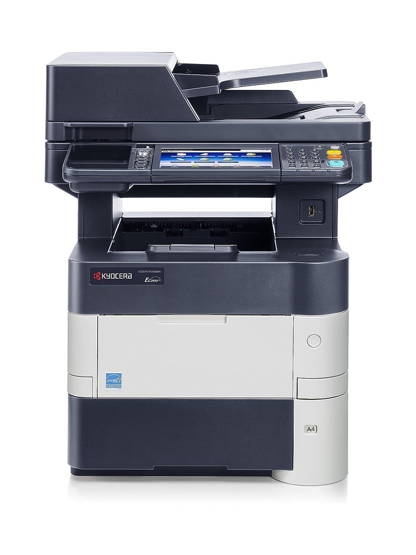 Kyocera Ecosys M3550IDN Multifunzione Laser Bianco e Nero, Funzione Stampa, Funzione Copia, Funzione Fax scansione