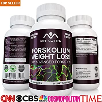 Forskolin Weight Loss Supplement Leading Appetite Suppressant Fat Burning Metabolism