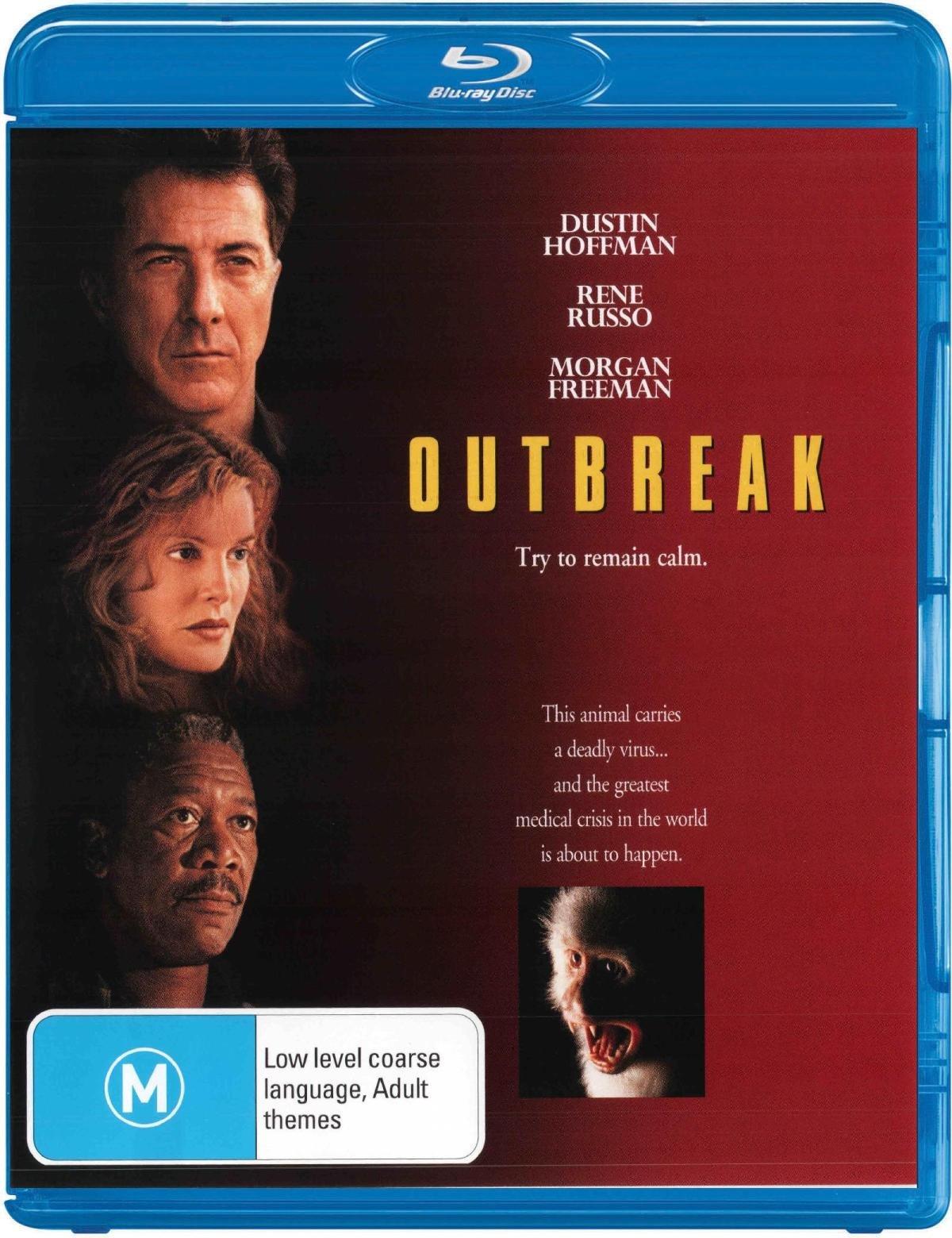 Blu-Ray : Outbreak [Blu-ray] [Blu-ray]