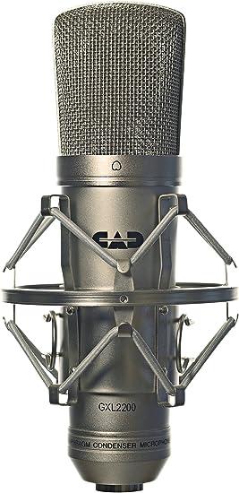 sE Electronics X1 A Large-Diaphragm Condenser Microphone Bundle with CAD Audio Pop Filter