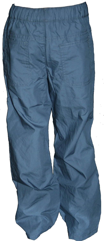 Ex-Store Boys Blue Cotton Trousers
